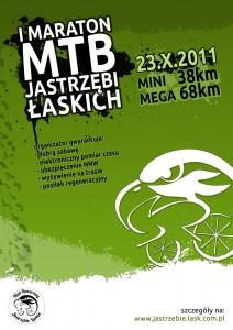 I Maraton MTB Jastrzębi Łaskich