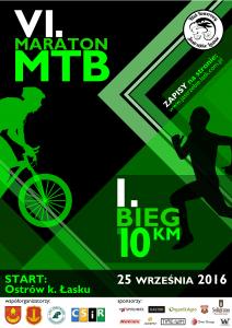 6. Maraton MTB Jastrzębi Łaskich
